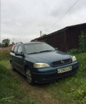 Opel Astra, 2001, рено меган 1 седан 1.6, Всеволожск