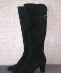 Итальянская обувь grey mer, сапоги ботфорты Терволина в идеальном состоянии