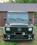 Mercedes-Benz G-класс, 1997, ваз 2114 с двигателем 21126, Назия