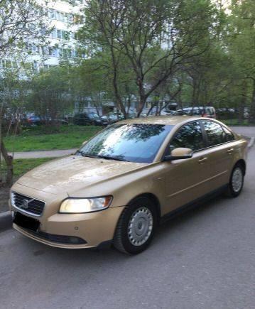 Калина 2 универсал белая, volvo S40, 2009
