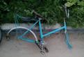 Велосипед школьник СССР на запчасти