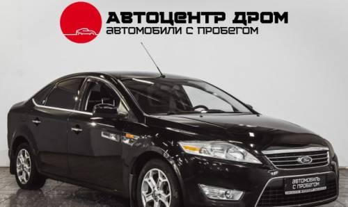 Ford Mondeo, 2010, хендай солярис хэтчбек 2018 цена