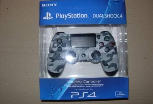 Джойстик камуфляжный V2 PS4 Dualshock 4, беспровод