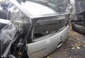 Мкпп прадо 120, дверь багажника Citroen C4