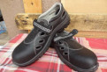 Рабочая обувь с железным подноском, сапоги gore tex кожа замша