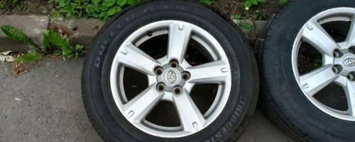 Диски Toyota R17 7j, купить диски на мазду е2200