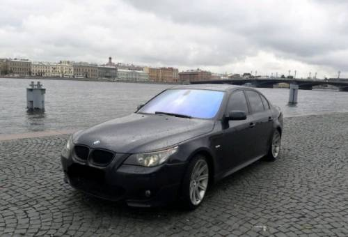 Bmw 5 седан 2015, bMW 5 серия, 2006