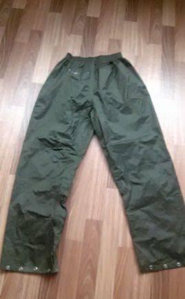 Марка одежды селин, штаны водонепроницаемые для рыбалки