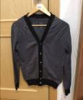 Кардиган, рубашки с воротником на кнопке