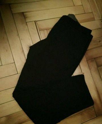 Толстовка с надписью россия, классические мужские черные брюки