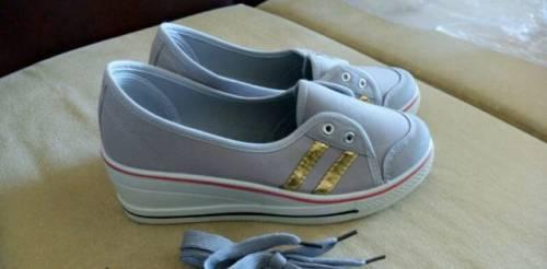Летние кеды новые, купить обувь us polo