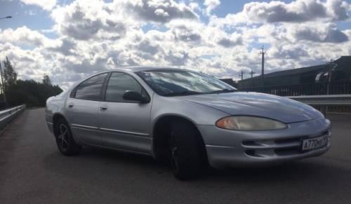 Dodge Intrepid, 2001, бмв х5 2015 года дизель
