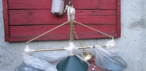 Светильник подвесной для бильярдного стола Chelsom