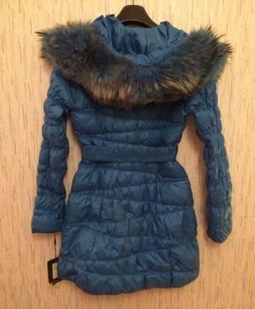 Пуховик пальто куртка новый Clasna, зимние куртки манчестер юнайтед