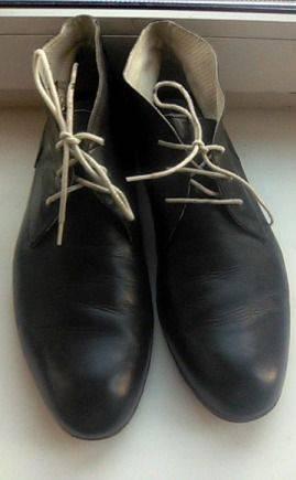 Ботинки rokin Амстердам натуральная кожа, ботинки clarks griffin mia