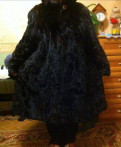 Шуба - норка чёрная, трапеция От 48 до 56 разм, платье пиджак bershka