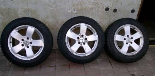 Колеса на форд фокус стандарт 16 радиус, комплект колес с дисками на мерседес