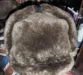 Шапка мужская меховая, бобёр стриженый, куртки зимние с мехом на карманах