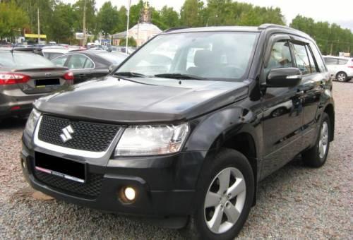 Suzuki Grand Vitara, 2008, lada priora wtcc цена