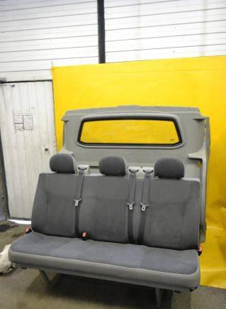 Opel Vivaro, Renault Trafic перегородка грузпас, шарнир промежуточного вала