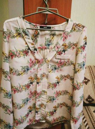 Блузка Oasis, платья большого размера натура