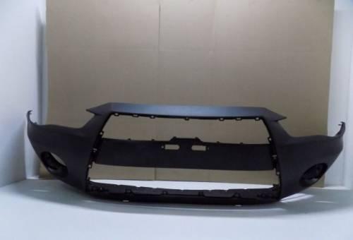 Бампер передний Mitsubishi Outlander XL 2010-2013, комплект сцепления на пассат б5 2.8 купить