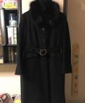 Платья для девушек зара, чёрное пальто с песцовым воротником
