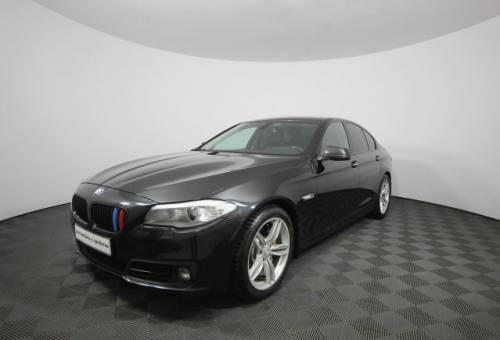 BMW 5 серия, 2011, форд фокус 2015 рестайлинг