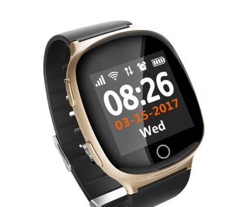 Smart Baby Watch D100 золото