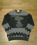 Футболка с принтом depeche mode, iceberg новый красивый свитер Италия L