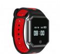 Smart браслет W11 красно-черный, Рябово