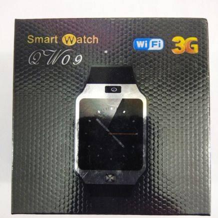 Smart Watch QW09 Wi-Fi