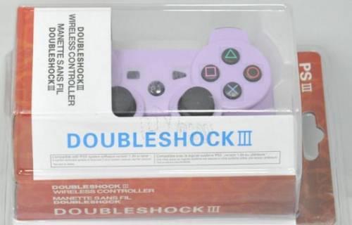 Джойстик беспроводной Sony Playstation 3 Фиолетов