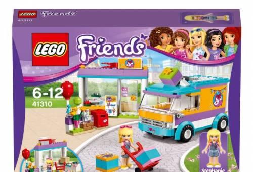 Lego Friends 41310 Лего Служба Доставки Подарков