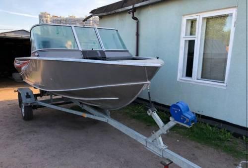 Windboat 4.6 EVO