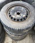 Форд фокус з зимняя резина, резина с дисками, Тосно