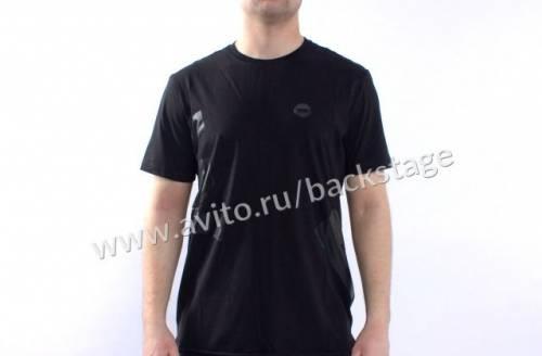 Diesel футболки женские, футболка мужская Wang Black (L)