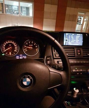 BMW 1 серия, 2014, ауди р8 цена в россии новая