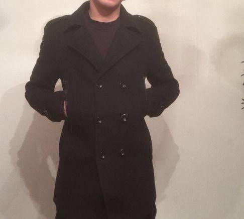 Пальто фирмы Лорд men's dress, мужская брендовая одежда недорого