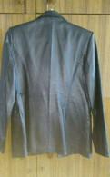 Мужская одежда юнкер, куртка кожаная, Сертолово