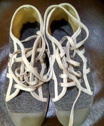 Польская кожаная обувь оптом, кеды мужские новые 39 размер