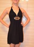 Комиссионные магазины брендовой одежды в америке, платье черное