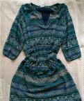 Фасон платья для беременных, платье туника