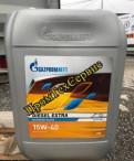 Масло Gazpromneft Diesel Extra 15W40 20л, чехлы на шкода фабия 1 цена