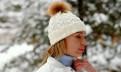 Шапки с помпоном зимние новые, наряд на день рождения подруги, Санкт-Петербург