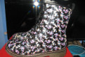 Спортивная обувь chanel, д\с ботинки р. 37