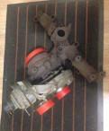 Сцепление с двухмассовым маховиком, турбина