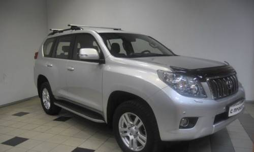 Уаз патриот комплектации максимум, toyota Land Cruiser Prado, 2010