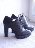 Ботильоны Elche новые, немецкая обувь томас мюнц каталог