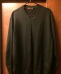 Кофта (пуловер ) чёрная boren, куртки мужские декатлон